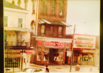 This was taken in the 1960's when Federici's was known as Frank's Bar and Grill.